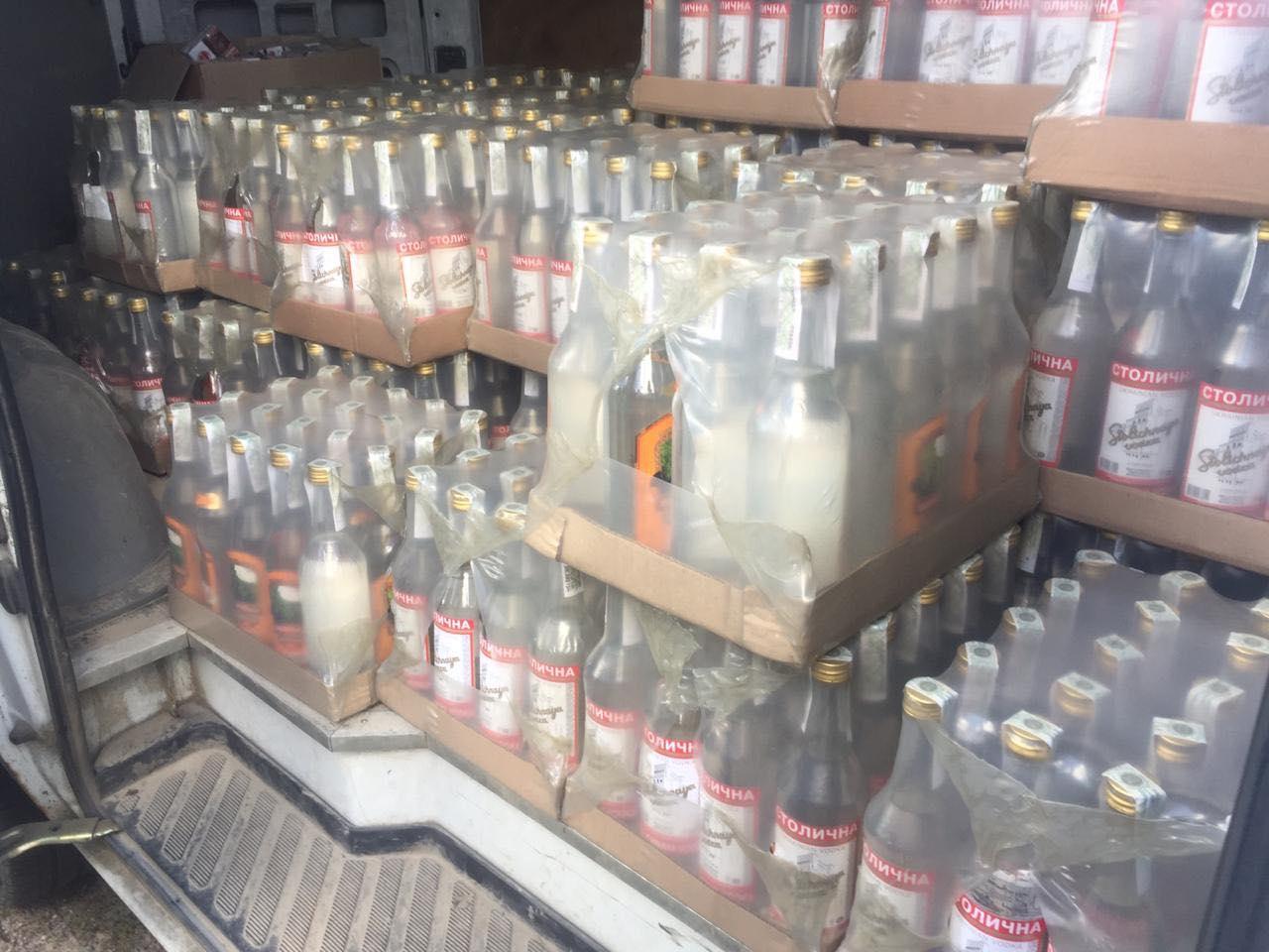 В Ковелі вилучили 600 л контрафактного алкоголю