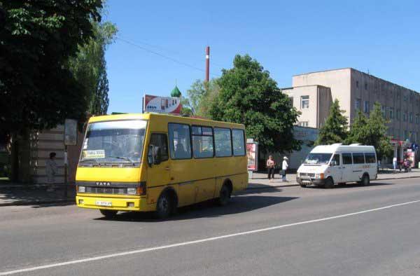 15 липня у Ковелі відновить роботу громадський транспорт