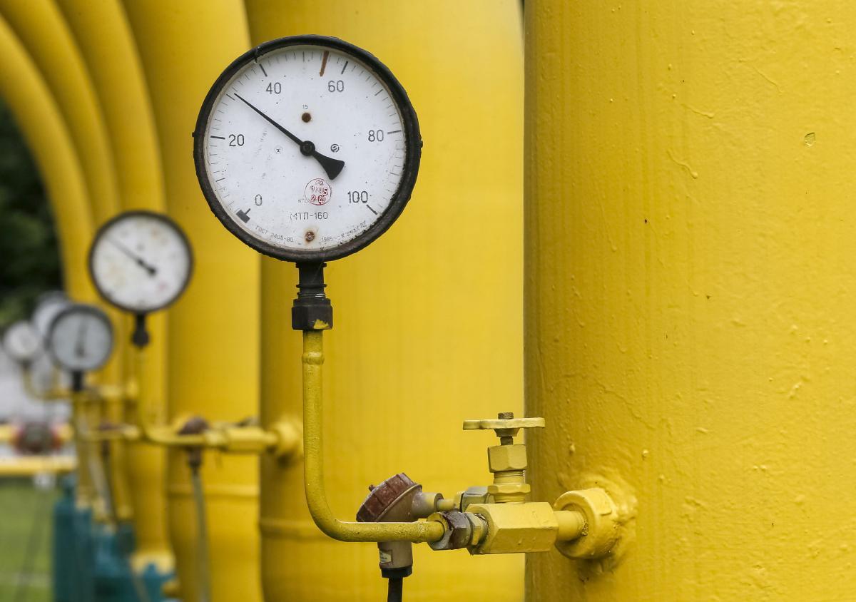 Ціна на газ в Україні перевищила 23 тисячі гривень за тисячу кубометрів