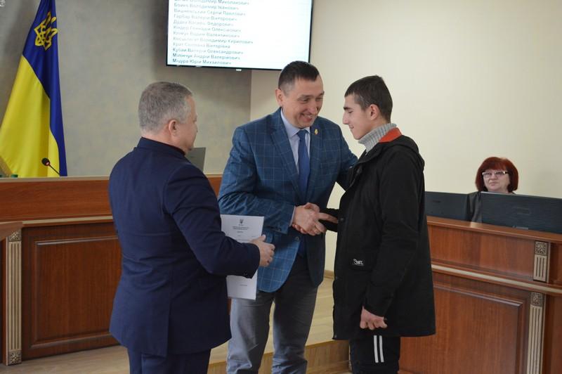 Ковельчанин Денис Кучеренко отримав ключі від квартири