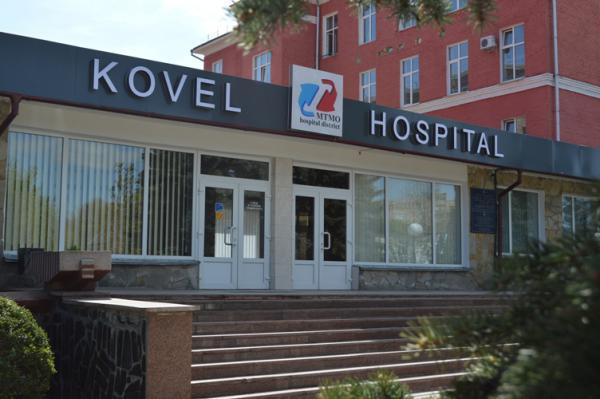 Роботу апаратів ШВЛ у Ковелі забезпечуватиме киснева станція