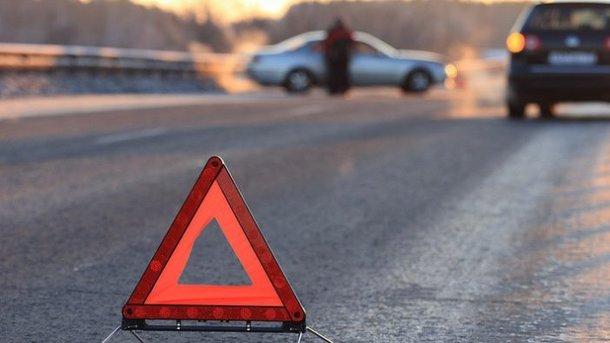 ДТП на Ковельщині: легковик зіткнувся з вантажівкою