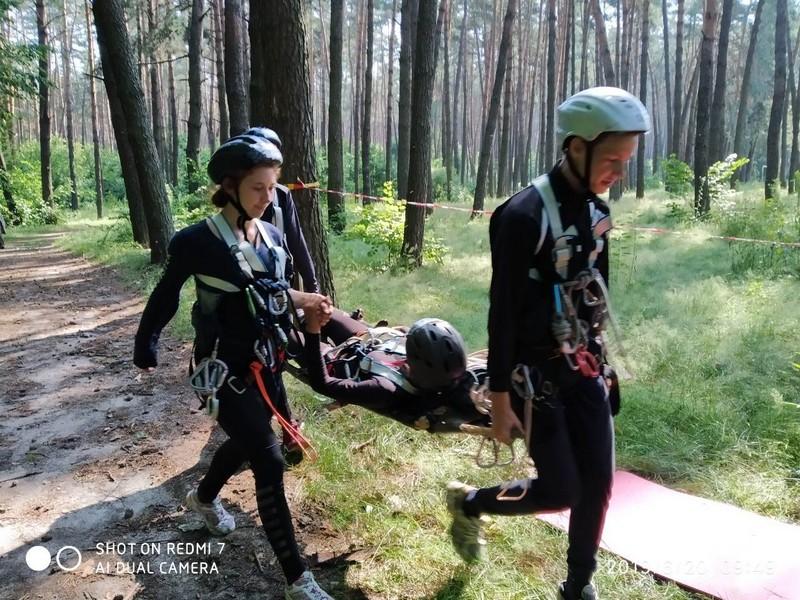 Юні ковельчани перемогли в обласних змаганнях зі спортивного туризму