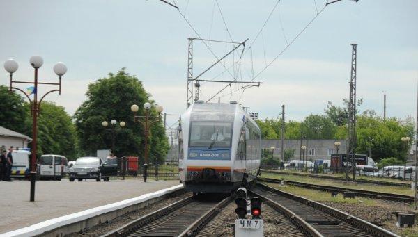 Нові зміни у графіку руху потяга, що курсує до Хелма