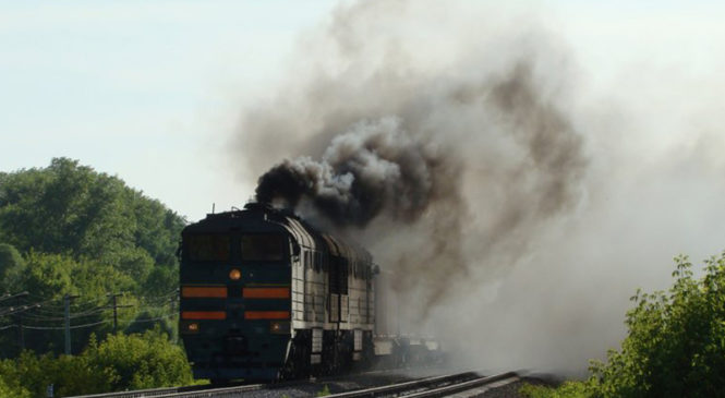 Назвали причину пожежі у поїзді Ковель-Сарни