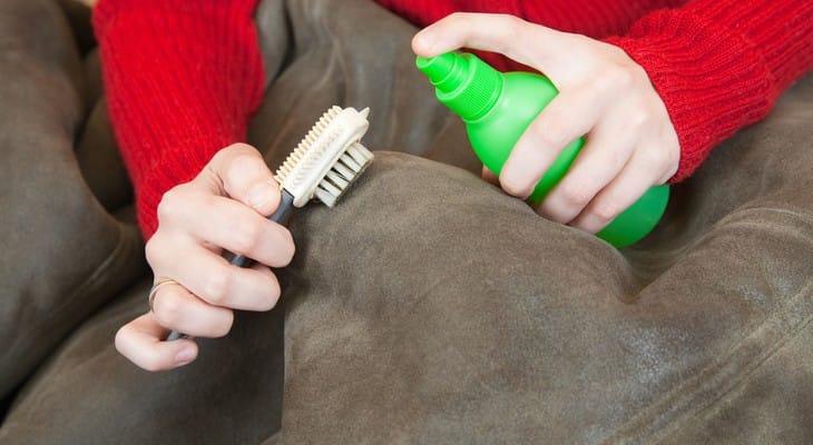 Як почистити дублянку без послуг хімчистки