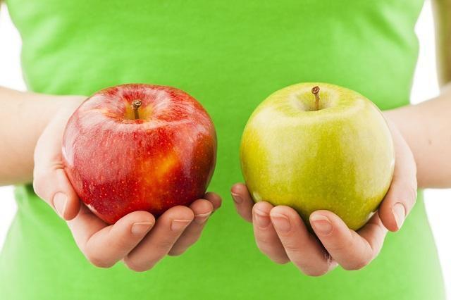 Яка користь яблук