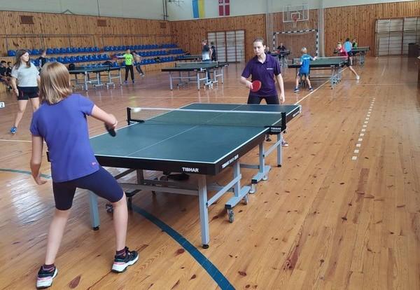 Юні ковельські тенісисти показали високі результати на чемпіонаті міста